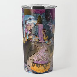Talitha and Nihal Travel Mug