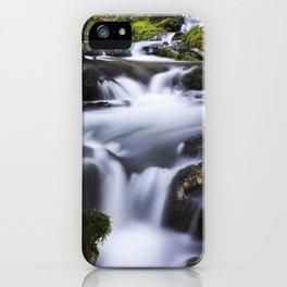 Serenity Springs iPhone Case