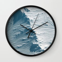 Meditations - Moon Wall Clock