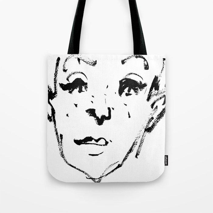 Sketch Tote Bag