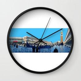 Venezia 360 Panorama by FRANKENBERG Wall Clock