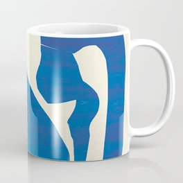 Blue Nude #1- Henri Matisse Coffee Mug