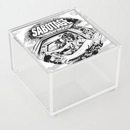 Sabotage Acrylic Box