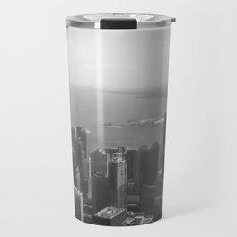 Sky line Travel Mug