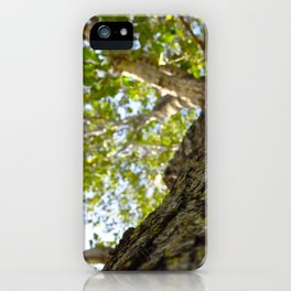 Look On Up. iPhone Case