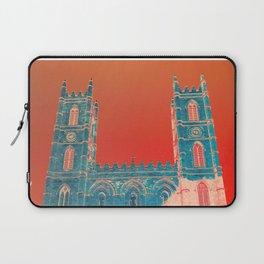 Notre Pop de Montreal Laptop Sleeve