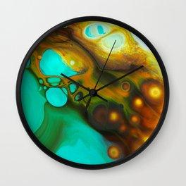 Acrylic 21 Wall Clock