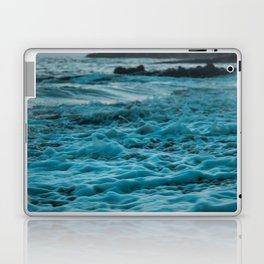 Wavy Waters In California In The Summer Laptop & iPad Skin