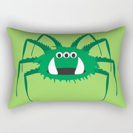 Itsy Bitsy Spider Norman Rectangular Pillow