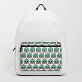happy cupcake Backpack
