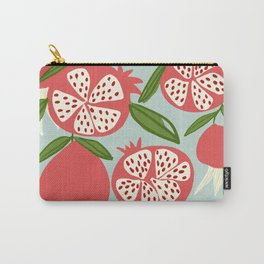 Pops Apples Carry-All Pouch