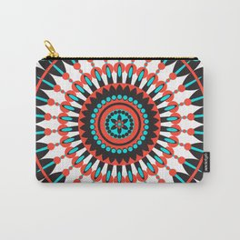 Native American Mandala Carry-All Pouch