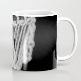 djembe drum African music aesthetic close up elegant mood art photography Coffee Mug