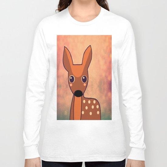 Little Deer-96 Long Sleeve T-shirt