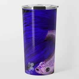 """Beta"" Fish Travel Mug"