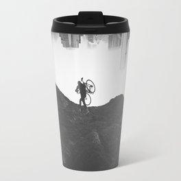 You turn my world upside down Travel Mug