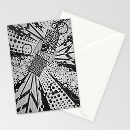 Puzzled Stationery Cards