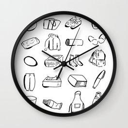 Hibi Wall Clock