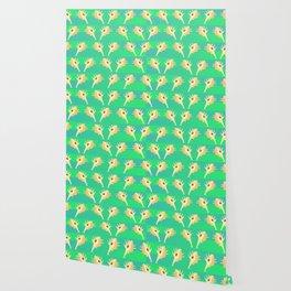 Shells pattern Wallpaper