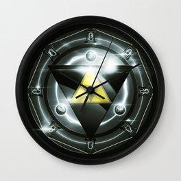 Light Of Zelda Wall Clock