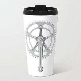 Campagnolo Track Chainset, 1974 Travel Mug