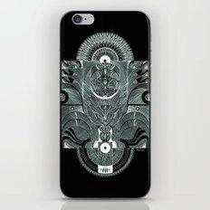 Presence Felt iPhone & iPod Skin
