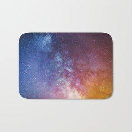 The Big Bang (Color) Bath Mat