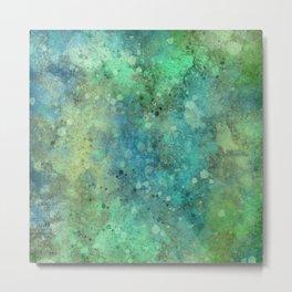 Digitally Painted texture 04 Metal Print