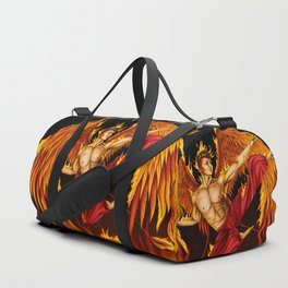 Pole Creatures - Phoenix Duffle Bag