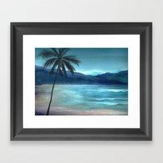 Cerritos Framed Art Print