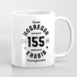 Conor McGregor vs Khabib Coffee Mug