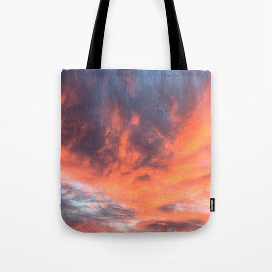 Phoenix Reborn Tote Bag