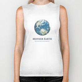 Mother Earth Biker Tank