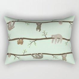 sloths Rectangular Pillow
