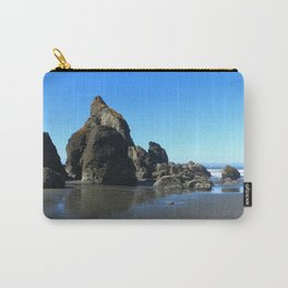 Sea Stacks Of Ruby Beach Carry-All Pouch