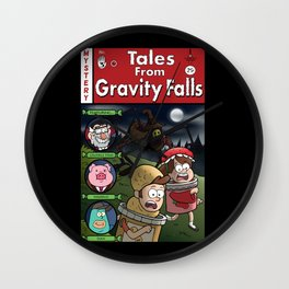 Tales from Gravity Falls Wall Clock