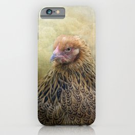In a Fowl mood... iPhone Case
