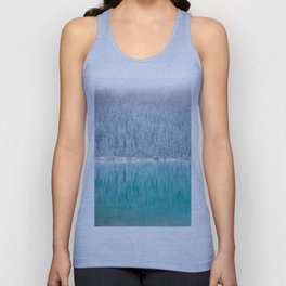 Arctic Blue Unisex Tank Top