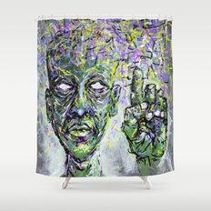 Grisch Shower Curtain