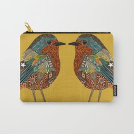 robin gold Carry-All Pouch