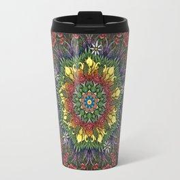 Garden Burst Travel Mug