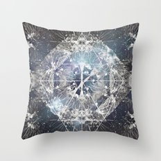 COSMIC NATURE II Throw Pillow