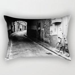 Bicicletta (Florence) Rectangular Pillow