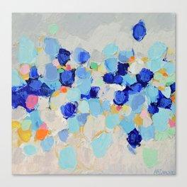 Amoebic Party No. 1 Canvas Print