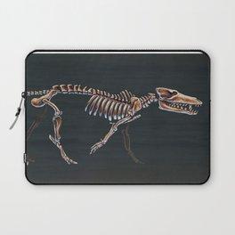 Pakicetus Inachus Skeletal Study Laptop Sleeve