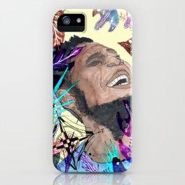 El tripi de Otis iPhone Case