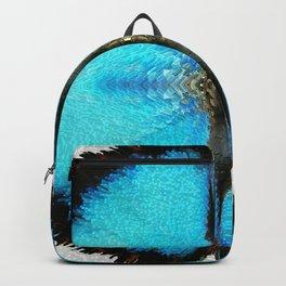 Good Karma - Abstract Art By Sharon Cummings Backpack