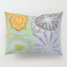 Triakisoctahedrid Unclad Flowers  ID:16165-023954-27470 Pillow Sham