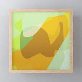 Taki Framed Mini Art Print