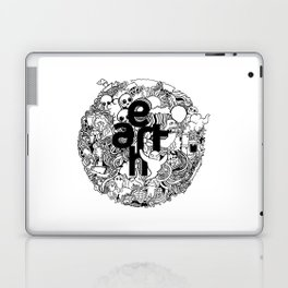 Earth with Art Laptop & iPad Skin
